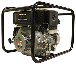Gentech Diesel Powered Pumps