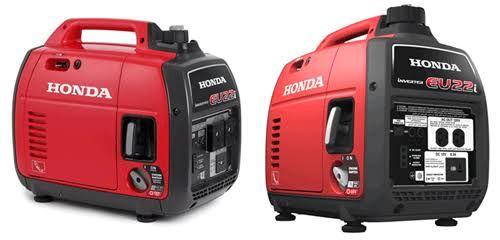 Honda EU22i Generator TWIN PACK