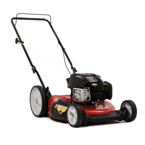 Rover Hi Wheeler utility lawn mower